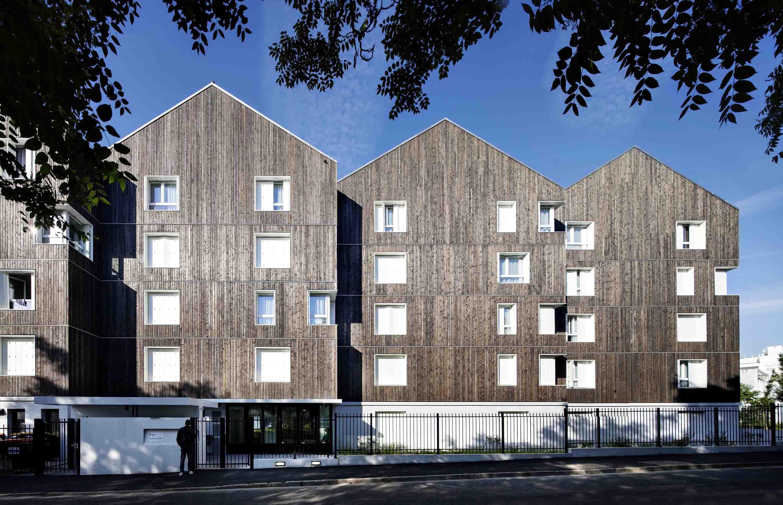 a4 construction de 108 logements sociaux garges les gonesse nvbcom. Black Bedroom Furniture Sets. Home Design Ideas